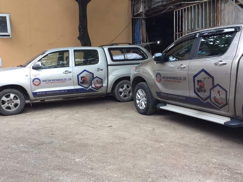 Công ty Nam Sơn – Tuyển dụng vị trí lái xe giao nhận hàng